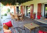 Location vacances Saint-Pons-la-Calm - Maison Très Agréable Dans Village-1