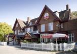Hôtel Loughton - Premier Inn Loughton/Buckhurst Hill-3