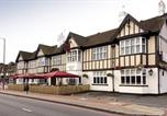 Hôtel Hockley Heath - Premier Inn Solihull South (M42)-2