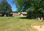 Hôtel Traverse City - Cedar Ridge Cabins-4