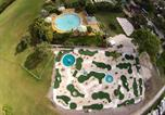 Villages vacances Sunny Isles Beach - Miami Everglades Camping Resort Studio Lodge 12-3