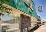 Hôtel Alturas - Best Western Trailside Inn