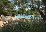 Camping avec Quartiers VIP / Premium Narbonne - Yelloh! Village - Les Petits Camarguais-2