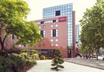 Hôtel 4 étoiles Blagnac - Hotel Mercure Toulouse Centre Compans-1
