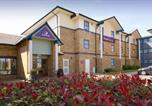 Hôtel Bridgtown - Premier Inn Wolverhampton - North-4