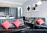 Location vacances South Melbourne - St Kilda Rd Towers-4