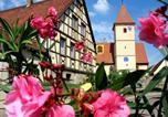 Location vacances Steinsfeld - Landgasthof zum Hirschen-1