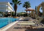 Hôtel Καλλιθεα - Antonios Hotel-4
