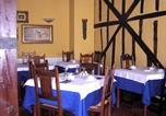 Hôtel Berlanga de Duero - Posada del Canónigo-4