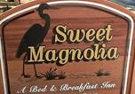 Hôtel Crawfordville - The Sweet Magnolia Inn-2