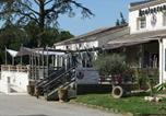 Hôtel Saint-Montan - L'Horloge Gourmande-2