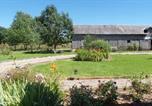 Location vacances Le Mesnil-Bacley - Gîte au Jardin-4
