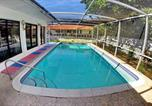 Location vacances North Miami Beach - Four-Bedroom Villa with Private Pool by Miamitcs-4