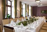 Hôtel Passow - Hotel Haus Sajons-1