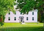 Hôtel Annapolis Royal - Planters' Barracks Country Inn-2