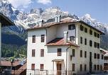 Location vacances Santo Stefano di Cadore - Apt.Dolomiti 2-1