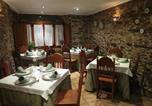 Hôtel Portomarín - Benaxo - Casa de Turismo Rural-4