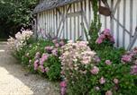 Location vacances Lessard-et-le-Chêne - Ferme la Thillaye-3