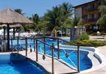 Hôtel Maragogi - Hotel Praia Dourada-3