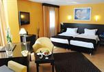 Hôtel Fulya - Mim Hotel Istanbul-2