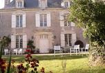 Hôtel Sainte-Gemmes-sur-Loire - Logis Saint Aubin-2