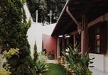 Location vacances Santa Luzia - Pousada Pampulha Hostel Boutique-4