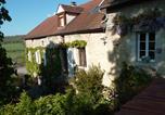 Location vacances Pouillenay - La Roche Marguerot-1