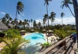 Location vacances Kiwengwa - Green and Blue Ocean Lodge-4