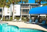 Location vacances Bradenton Beach - Sandy Point Unit 208-1