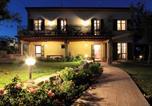 Hôtel Poggio Berni - Il Casale Dell'Arte - Le Case Antiche-1