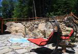 Location vacances Montebello - Location Chalets au Lac Pointe-au-Chêne - La Canadienne-3