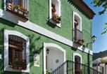 Location vacances Sevilleja de la Jara - Casa Rural Miel y Romero-1
