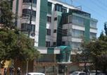 Hôtel Potosí - Claudia Hotel-1