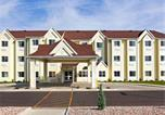 Hôtel Cheyenne - Microtel Inn & Suites Cheyenne-1