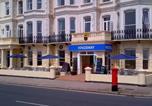 Hôtel Worthing - The Kingsway Hotel - Worthing-3