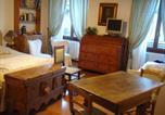 Hôtel Vermiglio - B&B La Fontana del Tritone-1