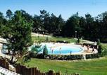 Camping Charente - Village de gîtes Brossac-1
