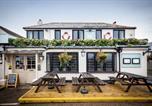 Hôtel Sandown - The Crab And Lobster Inn