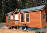 Villages vacances Reno - Snowflower Camping Resort Cottage 5-1
