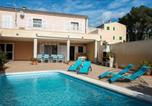 Location vacances Muro - Muro excelent Town House 039-1