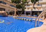 Hôtel Los Montesinos - Playamarina 2-2