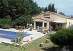 Location vacances Mallemort - Villa F. Mistral avec Piscine-1