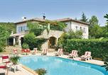 Location vacances Rousson - Holiday Home St. Julien Des Rosiers Chemin Des Pras-1