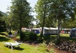 Camping avec Ambiance club Sanchey - Flower Camping Verte Vallee-2