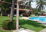 Location vacances Lázaro Cárdenas - Isla Alegre-1