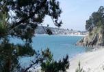 Location vacances Crozon - House Villa le portzic vue mer-3