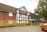 Hôtel Turners Hill - Premier Inn London Gatwick Airport East - Balcombe Road-2