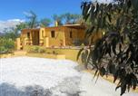 Location vacances Benamargosa - La Dehesa Traditional Casa-1