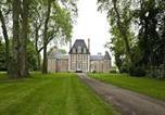 Hôtel Agonges - Château de Villars-4