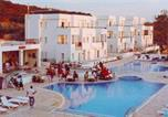 Location vacances Bodrum - Club Pedalisa Apart-2